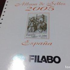Sellos: ESPAÑA AÑO 2005 COMPLETO SIN ALBUM. Lote 88902908