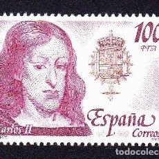 Sellos: EDIFIL 2556 REYES DE ESPAÑA-CASA DE AUSTRIA (1979). Lote 89079036