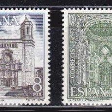 Sellos: 1979 - PAISAJES Y MONUMENTOS - EDIFIL 2527,2528,2529,2530 - SERIE COMPLETA**MNH. Lote 90085300
