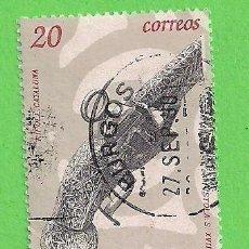 Selos: EDIFIL 3063. ARTESANÍA ESPAÑOLA. HIERRO - PISTOLA. (1990).. Lote 90819375