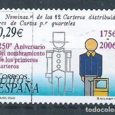 Sellos: R16/ ESPAÑA USADOS 2006, EDF. 4276, DIA DEL SELLO. Lote 91627300