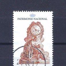 Sellos: EDIFIL SH4071D PATRIMONIO NACIONAL. RELOJES. SIGLO XVIII. PALACIO REAL DE EL PARDO.. Lote 91880165