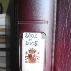 Sellos: ÁLBUM DE SELLOS AÑO 2002 AL 2005 COMPLETO. LOS SELLOS SON NUEVOS. ESPECIAL COLECCIONISTAS.. Lote 92769665