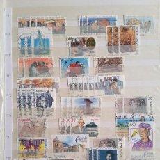 Sellos: LOTE SELLOS AÑOS 1993 A 1996. Lote 93914560