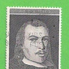 Sellos: EDIFIL 3110. DÍA DEL SELLO - RETRATO DE JUAN DE TASSIS Y PERALTA, II CONDE DE VILLAMEDIANA. (1991).. Lote 93922815