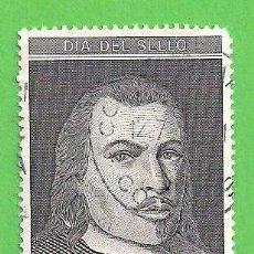 Sellos: EDIFIL 3110. DÍA DEL SELLO - RETRATO DE JUAN DE TASSIS Y PERALTA, II CONDE DE VILLAMEDIANA. (1991).. Lote 93922900