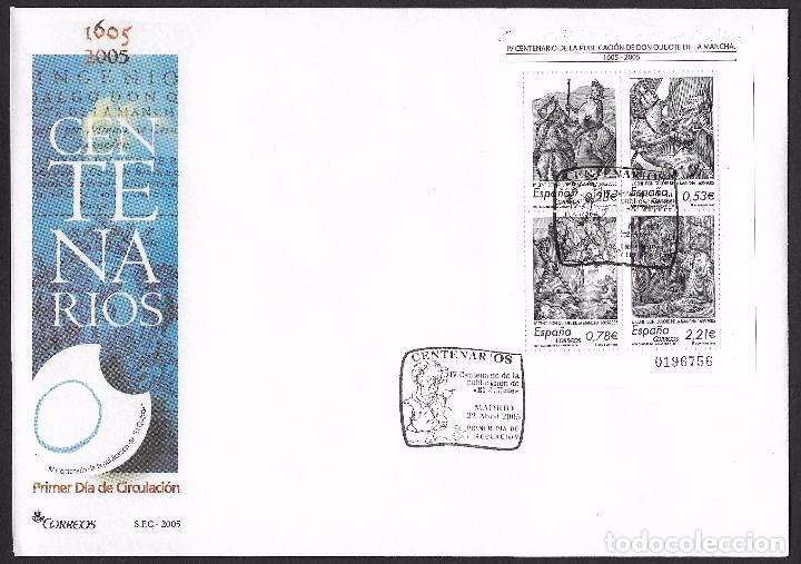 ESPAÑA - SPD. EDIFIL Nº 4161 (Sellos - España - Juan Carlos I - Desde 2.000 - Cartas)
