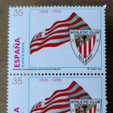 Sellos: CENTENARIO ATHELIC CLUB BILBAO. Lote 95737275