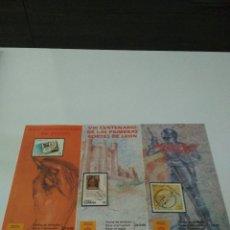 Sellos: GUIA OFICIAL EMISION SELLOS DE CORREOS 1988. Lote 96003579