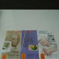 Sellos: GUIA OFICIAL EMISION SELLOS DE CORREOS 1988. Lote 96004327