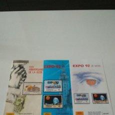 Sellos: GUIA OFICIAL EMISION SELLOS DE CORREOS 1987. Lote 96004531
