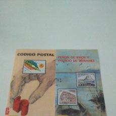 Sellos: GUIA OFICIAL EMISION SELLOS DE CORREOS 1987. Lote 96004851