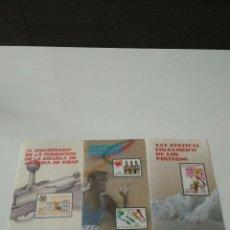 Sellos: GUIA OFICIAL EMISION SELLOS DE CORREOS 1987. Lote 96004911
