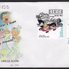Selos: ESPAÑA - SPD. EDIFIL NSº 3531/32 CON DEFECTOS AL DORSO. Lote 96242903