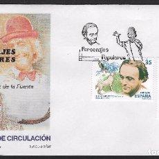 Selos: ESPAÑA - SPD. EDIFIL NSº 3546/47 CON DEFECTOS AL DORSO. Lote 96609459