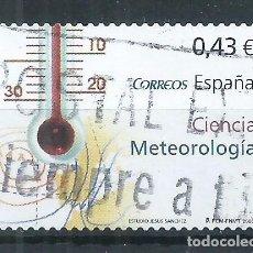 Sellos: R17/ ESPAÑA USADOS 2008, EDF. 4385, CIENCIA. Lote 97592175