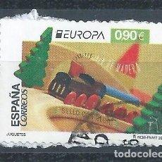 Sellos: R17/ ESPAÑA USADOS 2015, EDF. 4964, EUROPA. Lote 97594751