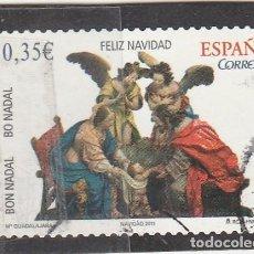 Sellos: ESPAÑA 2011 . EDIFIL NRO. 4675 - USADO - LEVE DOBLEZ. Lote 98051779