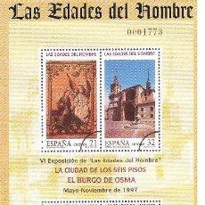 Sellos: FOLLETO ESPAÑA 1997 14/97. Lote 98727131