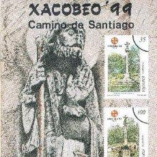 Sellos: FOLLETO ESPAÑA 1999 2/99. Lote 98802075