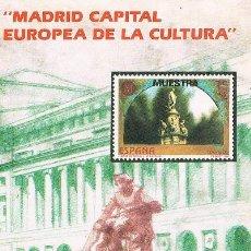 Sellos: FOLLETO ESPAÑA 1991 10/91. Lote 98802363