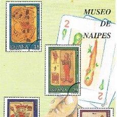 Sellos: FOLLETO ESPAÑA 1994 16/94. Lote 98802423