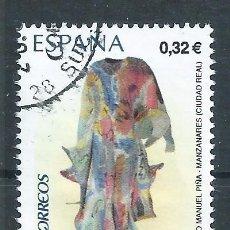 Sellos: R17/ ESPAÑA USADOS 2009, MODA ESPAÑOLA. Lote 98961567