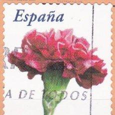 Sellos: 2006 - FLORA Y FAUNA - CLAVEL - EDIFIL 4212. Lote 99300483