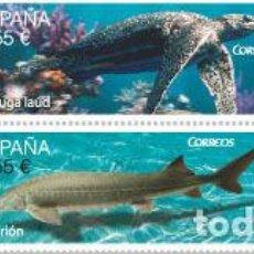 Timbres: AÑO 2015 (4982-4985) FAUNA (NUEVO). Lote 99801403