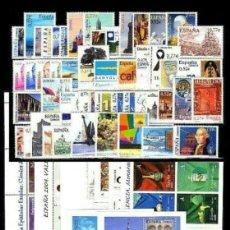 Sellos: AÑO 2004 COMPLETO Y NUEVO. Lote 100722619