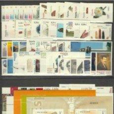 Sellos: AÑO 2008 COMPLETO Y NUEVO. Lote 100722924