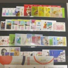 Sellos: AÑO 2011 COMPLETO Y NUEVO. Lote 100723151