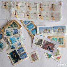 Sellos: 60 SELLOS USADOS DE ESPAÑA. Lote 101125707