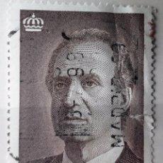 Sellos: ESPAÑA 1996, SELLO USADO REY JUAN CARLOS I 100PTS . Lote 101212343
