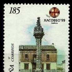 Sellos: ESPAÑA 1999- EDI 3620 (SELLO-AÑO SANTO) USADOS. Lote 101232418