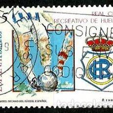 Sellos: ESPAÑA 1999- EDI 3644 (SERIE: R. HUELVA) USADOS. Lote 101233251