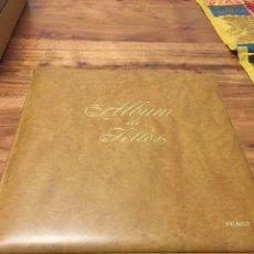 Sellos: ÁLBUM SELLOS ESPAÑA BLOQUE DE 4 1992 A 1995. Lote 101239116