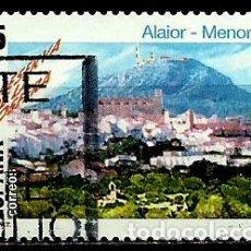 Sellos: ESPAÑA 1998- EDI 3604 (SELLO-ALAIOR) USADOS. Lote 101318334