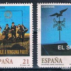 Sellos: ESPAÑA SERIE EDIFIL 3472 3473 USADA. Lote 103065799