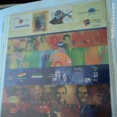 Sellos: ESPAÑA 2002 EXPOSICION MUNDIAL DE FILATELIA JUVENIL EN SALAMANCA. Lote 103189215