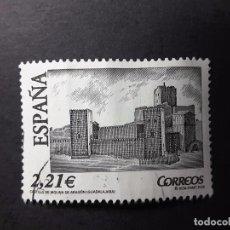 Sellos: SELLO ESPAÑA AÑO 2005 - CASTILLO DE MOLINA DE ARAGÓN (GUADALAJARA). Lote 103228347
