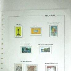 Sellos: ANDORRA FRANCESA 1998. Lote 103412823