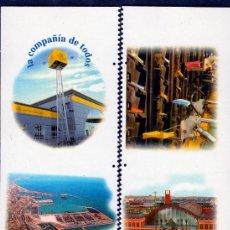 Sellos: 2001. ESPAÑA. VIÑETAS HB. 150 AÑOS DEL M.F.M. PROGRAMA INFRAESTRUCTURAS. **,MNH. Lote 103484639