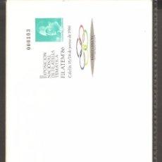 Sellos: SOBRES EXPO 92,FILATEM 86.. Lote 103729743
