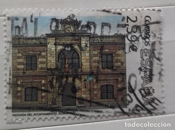 ESPAÑA 2006, SELLO USADO FACHADA AYUNTAMIENTO DE ALGECIRAS (Briefmarken - Spanien - Juan Carlos I. - Ab 2000 - Gebraucht)