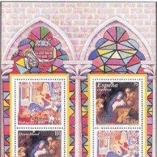 Sellos: ESPAÑA 2001. NAVIDAD EDIFIL Nº 3837. Lote 105375783