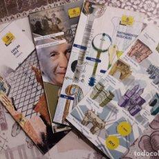 Sellos: FOLLETOS DE EMISIONES DE SELLOS AÑO 2012 COMPLETO (LEER DESCRIPCIÓN). Lote 105709875