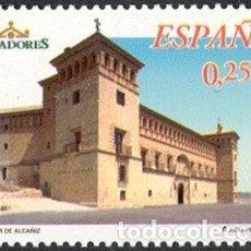 Sellos: ESPAÑA 2002. PARADORES. EDIFIL Nº 3942. Lote 106018199