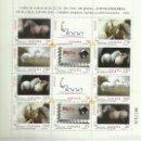 Sellos: HB SELLOS 1999. CABALLOS CARTUJANOS, LOGOTIPO Y CARTEL ANUNCIADOR . Lote 106591335