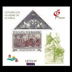 Sellos: ESPAÑA 1992. EDIFIL 3195. EXPO MUNDIAL GRANADA 92. COLON. NUEVO** MNH. Lote 57410126